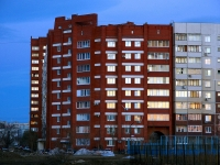 neighbour house: st. Ofitserskaya, house 2В. Apartment house