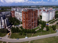 Togliatti, Ofitserskaya st, house 2. Apartment house