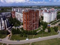 Тольятти, улица Офицерская, дом 2. многоквартирный дом