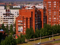 Togliatti, Ofitserskaya st, house 4А. Apartment house