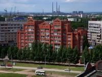 Togliatti, st Ofitserskaya, house 4А. Apartment house