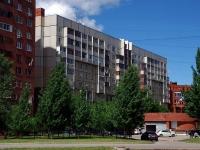 Тольятти, улица Офицерская, дом 4Г. многоквартирный дом