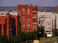 Тольятти, улица Офицерская, дом 4. многоквартирный дом