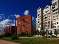 Togliatti, Ofitserskaya st, house 4. Apartment house