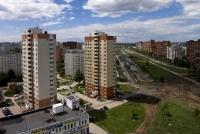 Тольятти, улица Офицерская, дом 5. многоквартирный дом
