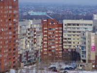 Togliatti, Ofitserskaya st, house 6В. Apartment house
