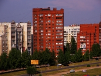 Togliatti, Ofitserskaya st, house 6. Apartment house
