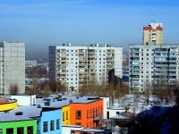 Togliatti, Ofitserskaya st, house 7. Apartment house