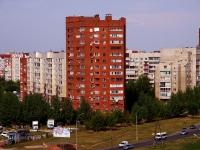 Тольятти, улица Офицерская, дом 8. многоквартирный дом