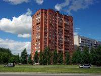 陶里亚蒂市, Ofitserskaya st, 房屋 8. 公寓楼