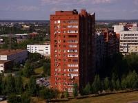 Togliatti, Ofitserskaya st, house 8. Apartment house