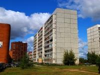 陶里亚蒂市, Ofitserskaya st, 房屋 9. 公寓楼