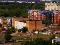 Togliatti, Ofitserskaya st, house 10Б. industrial building