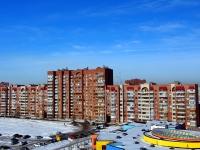 Togliatti, Ofitserskaya st, house 17. Apartment house