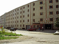 Тольятти, гараж / автостоянка ГПК №83, Робот, улица Офицерская, дом 20