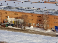 Тольятти, гараж / автостоянка ГЭК №75, Белый медведь, улица Офицерская, дом 24