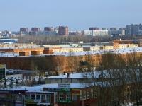 neighbour house: st. Ofitserskaya, house 34. garage (parking) ГСК №77, Союз
