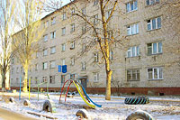 Togliatti, Pobedy st, house 11. Apartment house