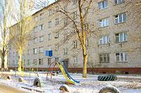 Тольятти, улица Победы, дом 11. многоквартирный дом