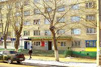 Togliatti, Pobedy st, house 17. Apartment house