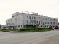 Тольятти, улица Победы, дом 8. многофункциональное здание