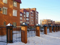 Togliatti, Primorsky blvd, house 2. Apartment house