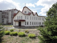 Togliatti, church Новоапостольская, Primorsky blvd, house 3