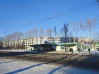 Togliatti, Primorsky blvd, house 14. Apartment house