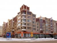 Тольятти, Приморский бульвар, дом 15. многоквартирный дом