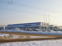 "Togliatti, automobile dealership ""Крумб-Сервис"", Primorsky blvd, house 55"