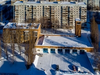 Тольятти, пожарная часть №81, Приморский бульвар, дом 6