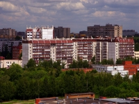 Togliatti, Primorsky blvd, house 1. Apartment house