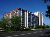 Тольятти, Приморский бульвар, дом 1. многоквартирный дом