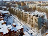 Тольятти, Приморский бульвар, дом 4. многоквартирный дом