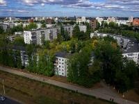 Тольятти, Приморский бульвар, дом 10. многоквартирный дом