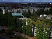 Тольятти, Приморский бульвар, дом 14. многоквартирный дом