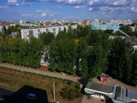 Togliatti, Primorsky blvd, house 14. Apartment house