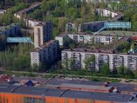 Тольятти, Приморский бульвар, дом 34. многоквартирный дом
