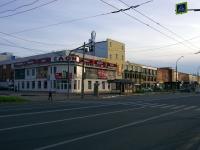 Тольятти, Приморский бульвар, дом 43. многофункциональное здание