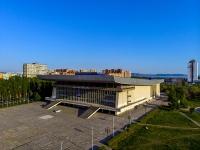 """Тольятти, дворец спорта """"Волгарь"""", Приморский бульвар, дом 37"""