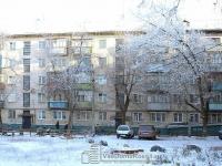 Тольятти, проезд Рабочий, дом 55. многоквартирный дом