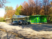 陶里亚蒂市, 咖啡馆/酒吧 GreenБлин, Revolyutsionnaya st, 房屋 7А