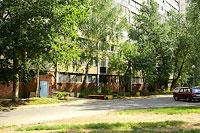 Togliatti, Revolyutsionnaya st, house 40. Apartment house