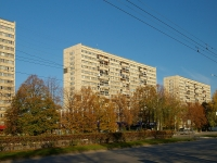Togliatti, Revolyutsionnaya st, house 40. Apartment house