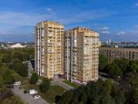 Тольятти, улица Революционная, дом 3А. многоквартирный дом
