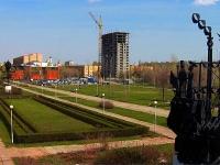 Тольятти, сквер 32 кварталулица Революционная, сквер 32 квартал
