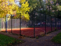 Тольятти, Королева бульвар. спортивная площадка