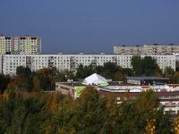 Тольятти, улица Революционная, дом 10. многоквартирный дом