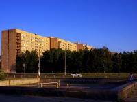 Тольятти, улица Революционная, дом 11 к.1. многоквартирный дом