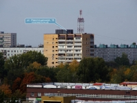 Togliatti, Revolyutsionnaya st, house 16. Apartment house